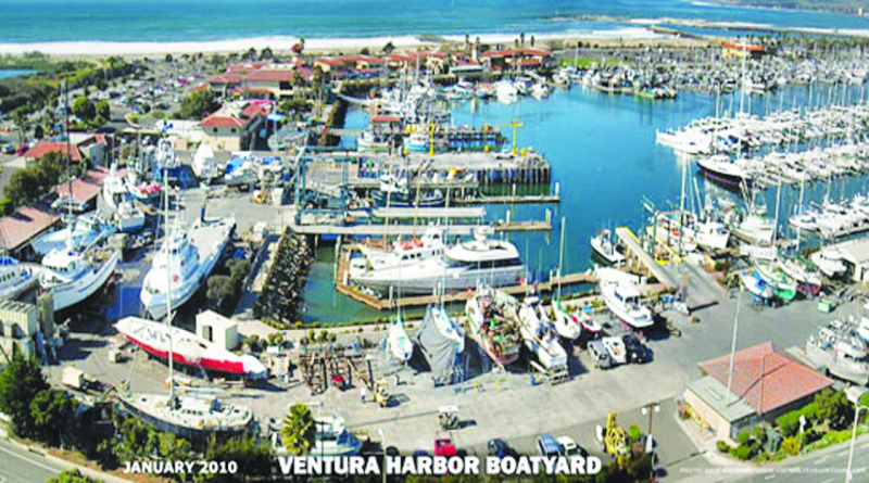 Ventura Boatyard photo