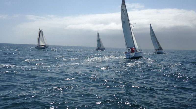Racers will compete for a cause during the Dana West Yacht Club's 19th annual Charity Regatta.