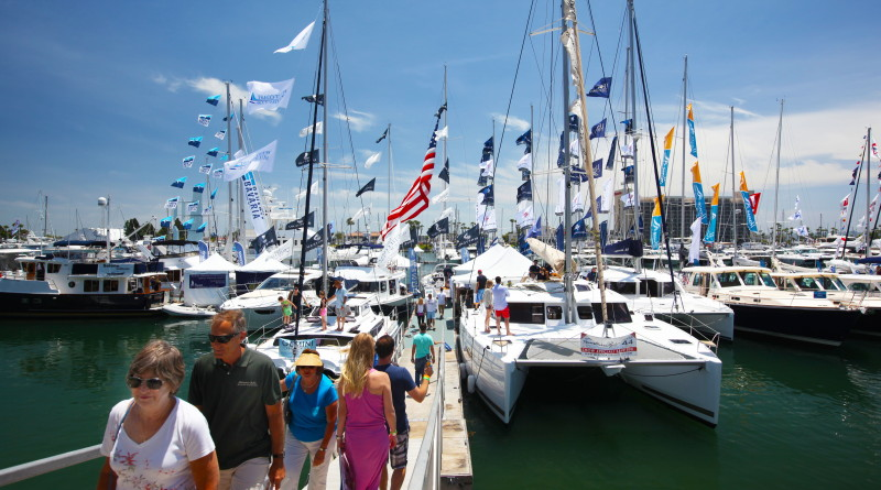 Spend Father's Day weekend at the San Diego International Boat Show