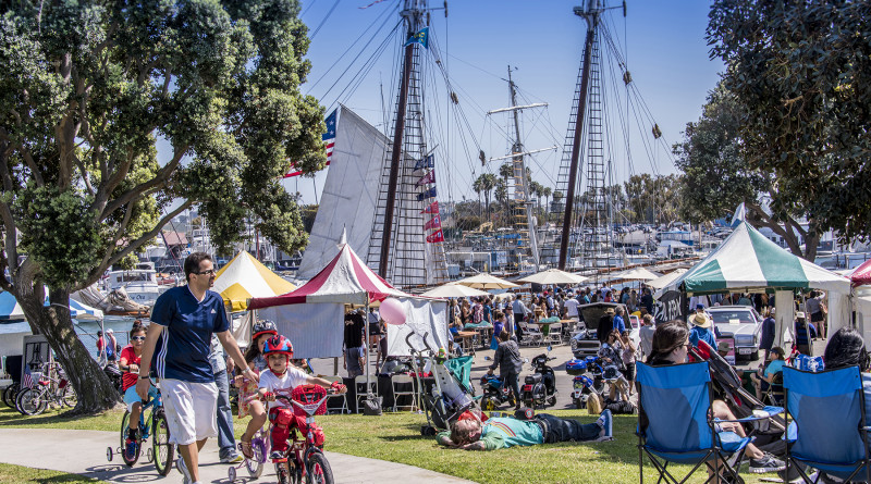 L.A's MarinaFest kicks off June 4 at Marina del Rey Harbor.