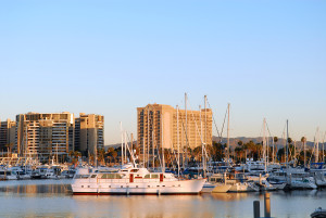 The Los Angeles Regional Water Quality Control Board required in 2014 that Marina del Rey reduce its copper load by 85 percent through 2024. The Los Angeles County's Department of Beaches and Harbors is trying to find a solution to help reduce copper levels in Marina del Rey.Randall Stevens/Shutterstock