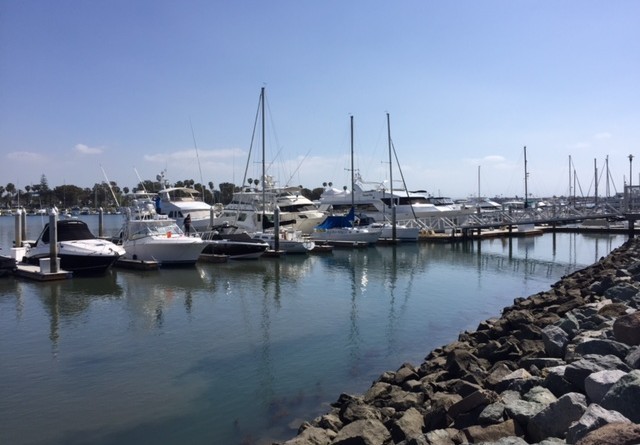 Blips on the Radar: Coronado seeks grant for Glorietta Bay work