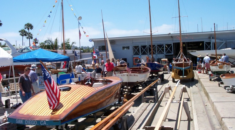 Koehler Kraft hosts San Diego Wooden Boat Festival June 18-19