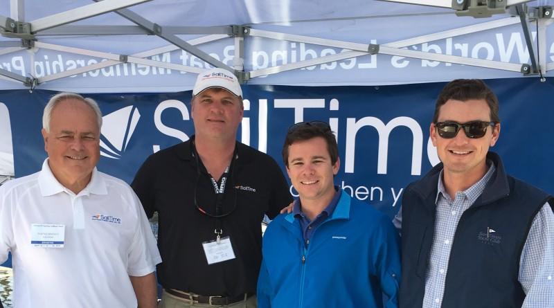 Wayne Diviney, CFO SailTime Group, Todd Hess, CEO SailTime Group, Keenan Hirsh, San Diego base manager, Sean Smith South Coast Yachts.