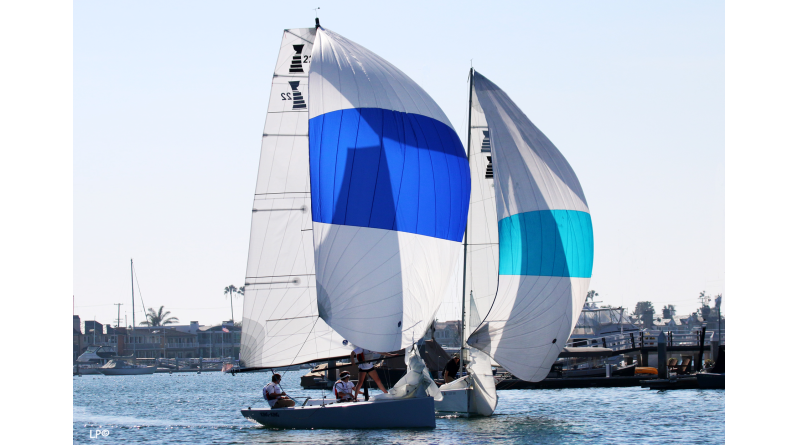 The racers selected to race in the 2016 Governor's Cup hosted by Balboa Yacht Club on July 17-23, will race on new Governor's Cup 22 sloops.