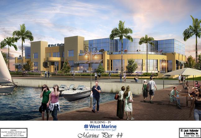 Coastal Commission denies appeal of Marina del Rey project
