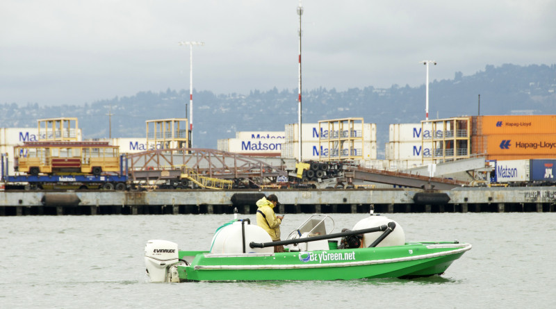 A mobile pumpout service similar to the one pictured above may soon be available to mooring permit holders in Newport Bay if the City Council approves a three-complimentary pumpouts per moored vessel per month.Shelia Fitzgerald/Shutterstock