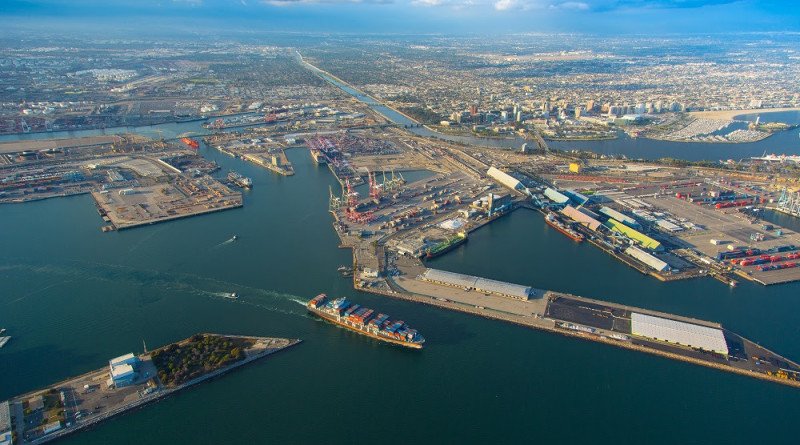 Port of Long Beach.Courtesy photo