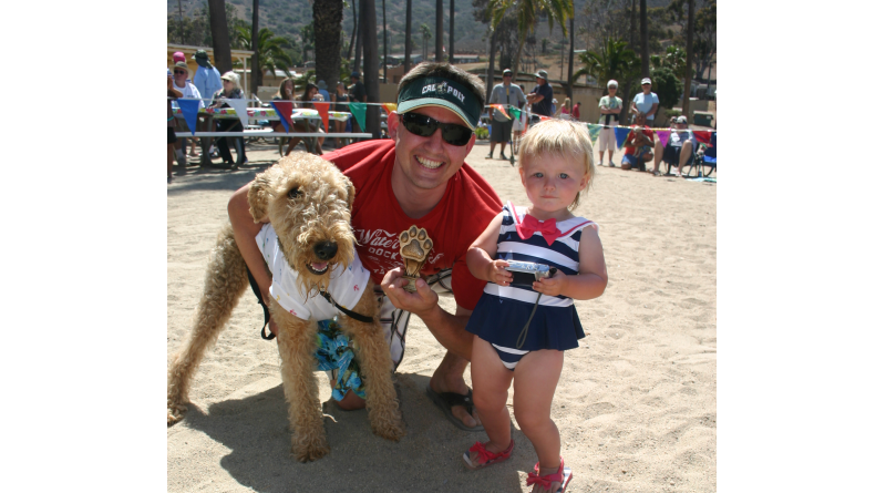 Last year's Yacht Dogs contestants enjoyed competing in the annual event that allows canines to show off their tricks.
