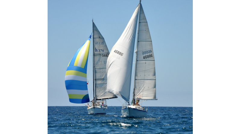The two-day Charity Regatta includes sailboat races, after race parties where live music will be provided and food and drink will be available for purchase. A silent auction and raffle will be held on both days. The Elizabeth Hospice photo
