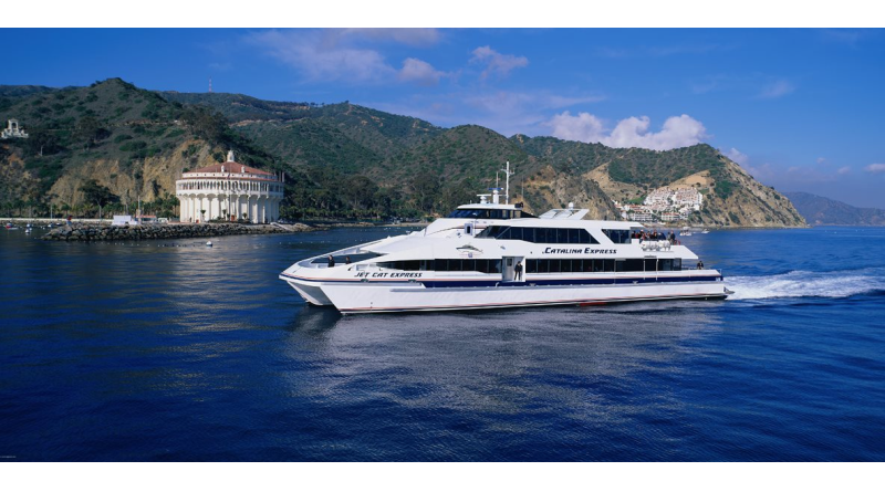 Catalina Express transports passengers daily from San Pedro, Long Beach and Dana Point to Avalon and Two Harbors. Catalina Express courtesy photo