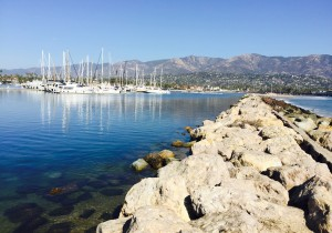 The Los Angeles district of the U.S. Army Corps of Engineers recently estimated the removal of 600,000 cubic yards of material annually from  Santa Barbara's harbor's entrance and main channel between Sept. 1 and Aug. 30, 2022 will not negatively impact its surroundings.Parimal M. Rohit photo