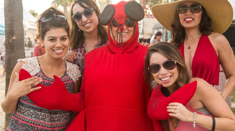 All things lobster from tasty culinary dishes to handmade crafts can be found at Redondo Beach Lobster Festival.