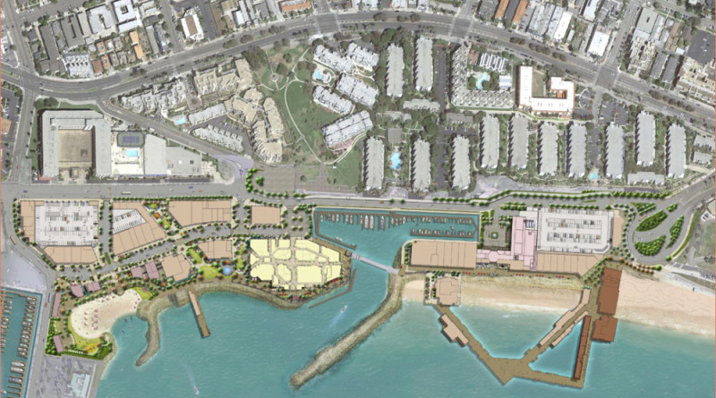 "CenterCal Properties ""Waterfront"" project proposed to revitalize the Redondo Beach 150-acre waterfront. The project has garnered support and opposition since details of the project made its way to residents, stakeholders and interest groups in recent months."