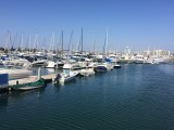 This east-looking view on Harbor Island could soon be filled with a new hotel space and other visitor-serving accommodations after the Port of San Diego backed two developers to pursue redevelopment of boating-themed peninsula.Parimal M. Rohit photo