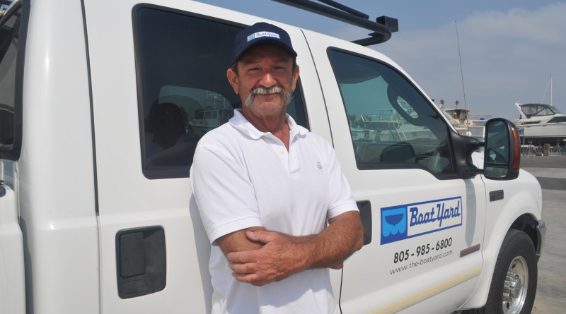 Joe Camello was recently appointed general manager of The BoatYard Channel Islands.