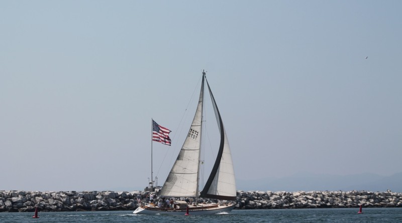 Sumatra was named overall winner in the 2016 One More Time Regatta, Aug. 27.