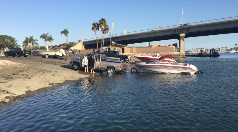 Davies Boat Launch Ramp