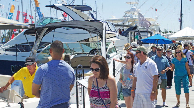 Southern California In-Water Boat Show