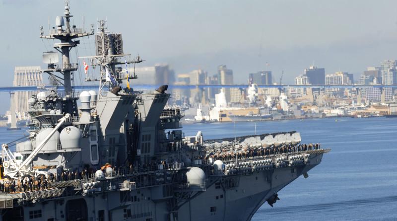 U.S. Navy in San Diego