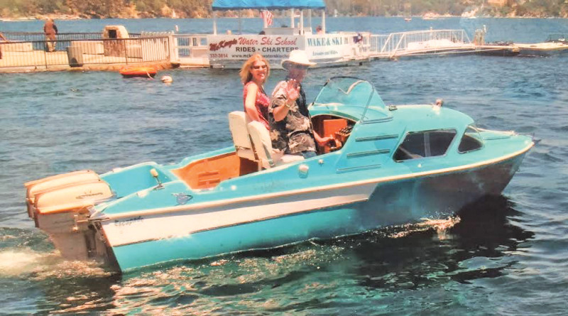 socal classic boat dorset