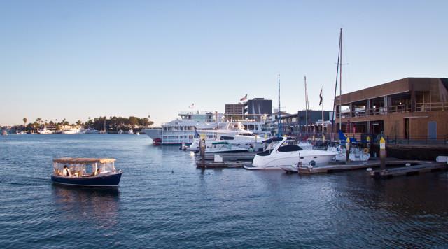 Newport Harbor Study