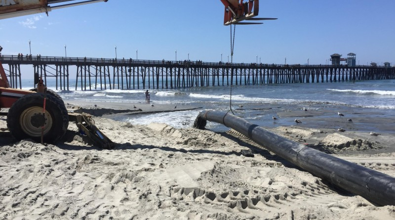 oceaside dredging