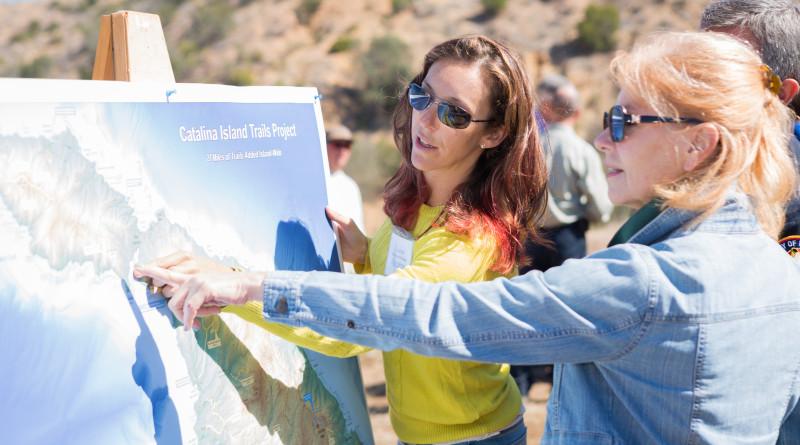Trekking Catalina