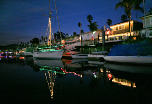 ventura harbor boat parade photo by doug mangum