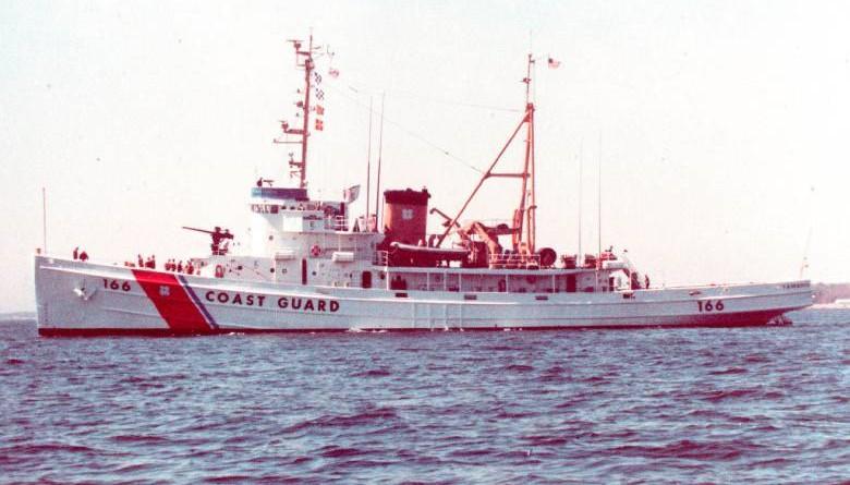 U.S. Coast Guard Ship, Tamaroa
