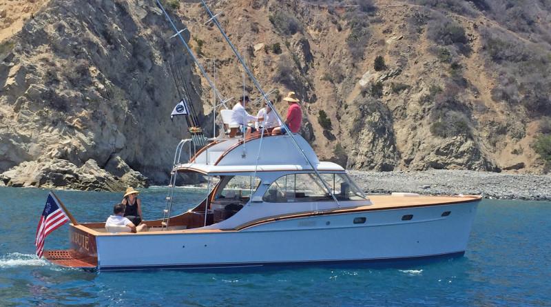 SoCal Classic Boat