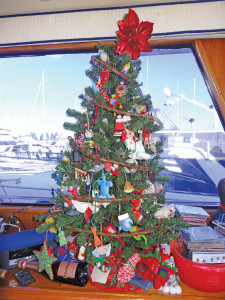 holiday aboard your boat