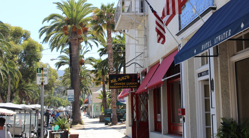 Mr. Ning's chinese restaurant avalon catalina