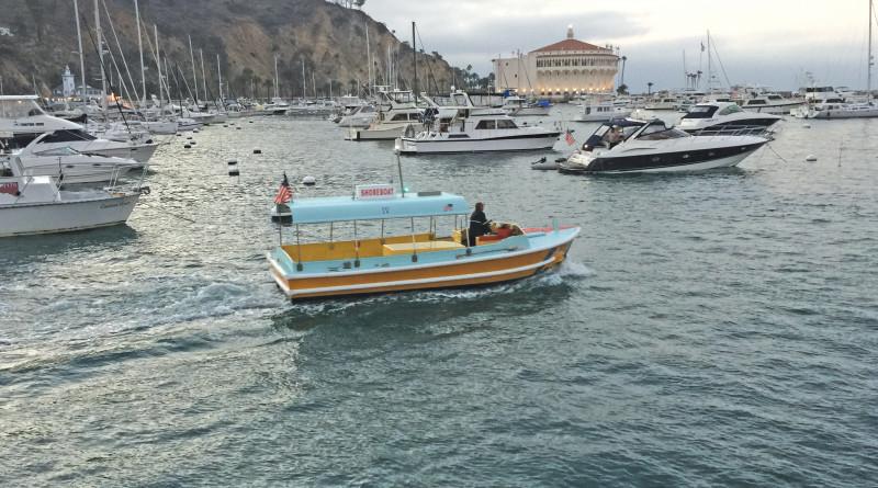 Avalon Shoreboat service