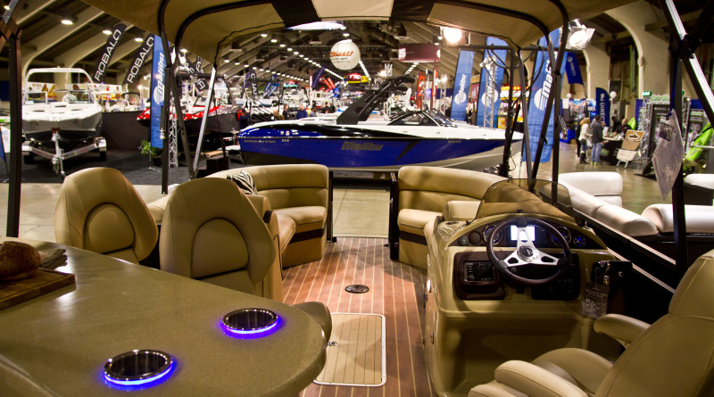 2017 Los Angeles Boat Show