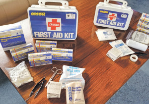 onboard medical kits for boaters