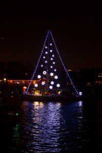Newport Beach Boat Parade Best Sailboat