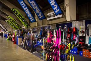 Water skis, wake boards, life vests and other water sport products