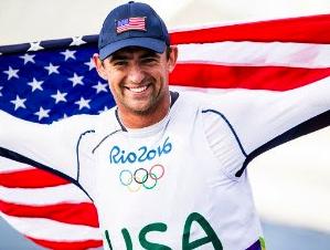 San Diego sailor Caleb Paine Yachtsman of the Year