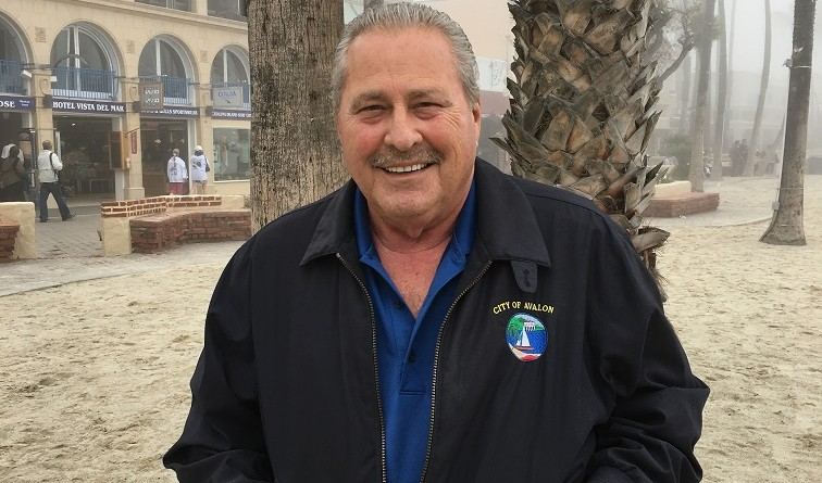 Dennis Jaich, Interim Director of Public Works in Catalina Island