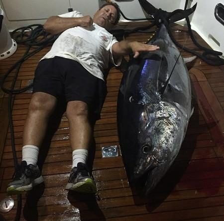 Make A Wish Tuna Challenge