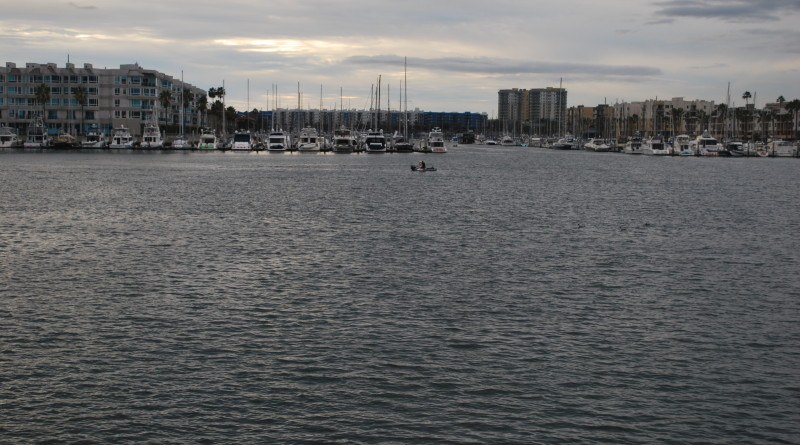 Marina del Rey anchorage