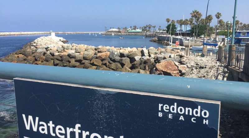 Redondo Beach Waterfront project