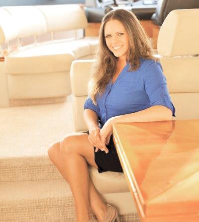 Traci Hughes of CA Coast Yachts