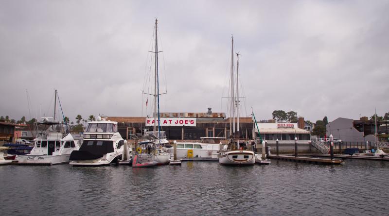 Mariners Mile Newport Beach