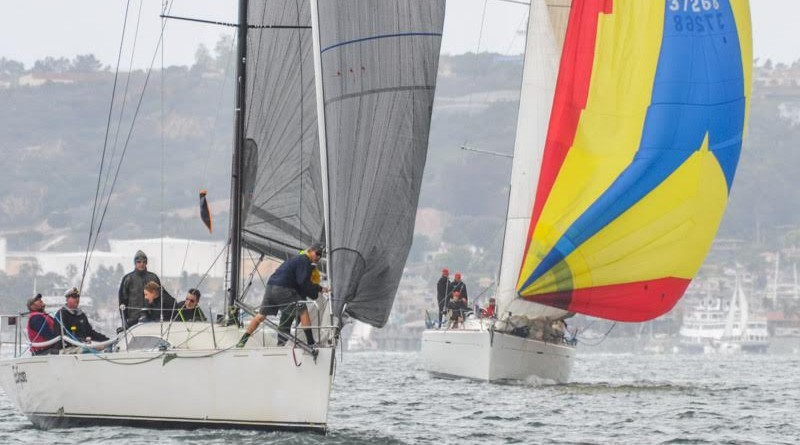 Charity Bay Regatta and Race Party in San Diego to benefit ElderHelp