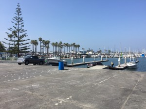 Marina del Rey Baot Launch Ramp