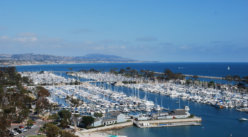 Dana Point Harbor (Parimal M. Rohit photo)