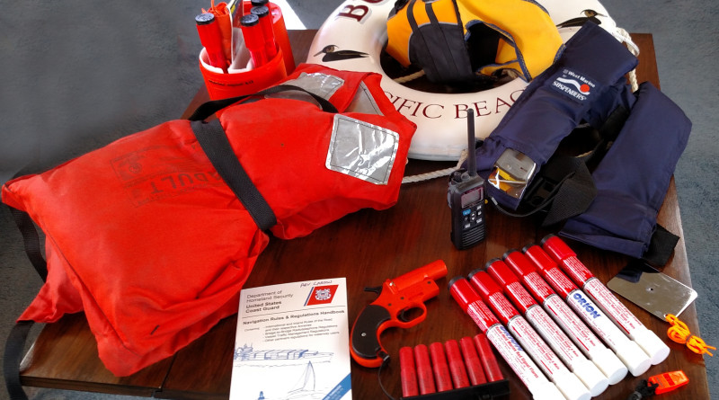 Vessel Safety Check for boat safety