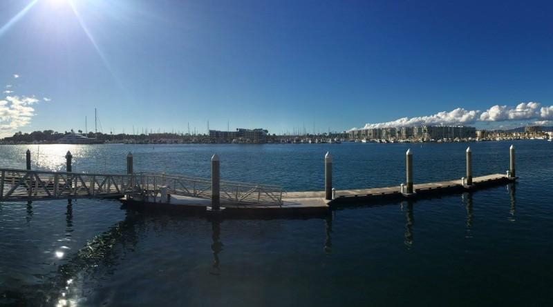 Marina del Rey Dock 55
